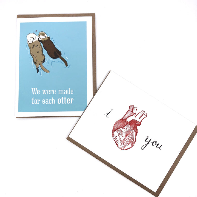 Romance Series Greeting Cards
