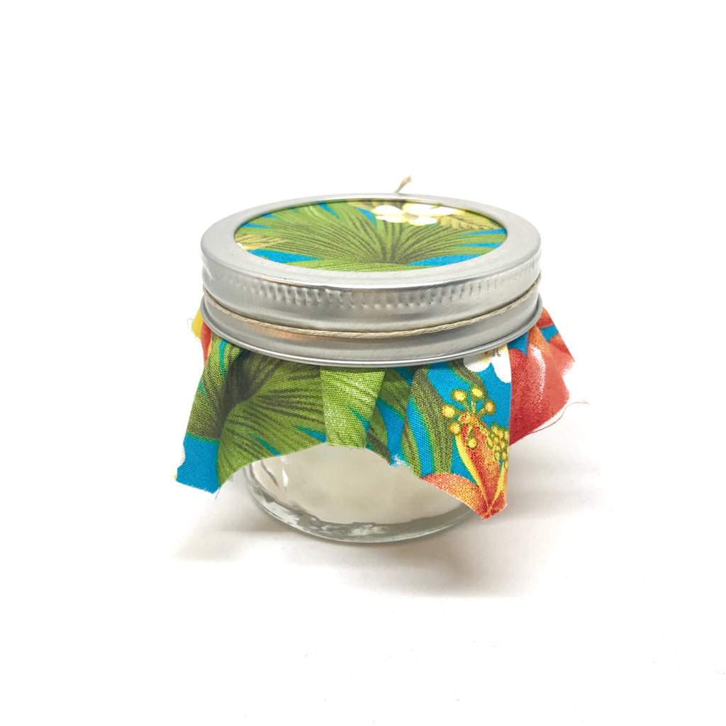 Luau Candle by Smallkine Creations