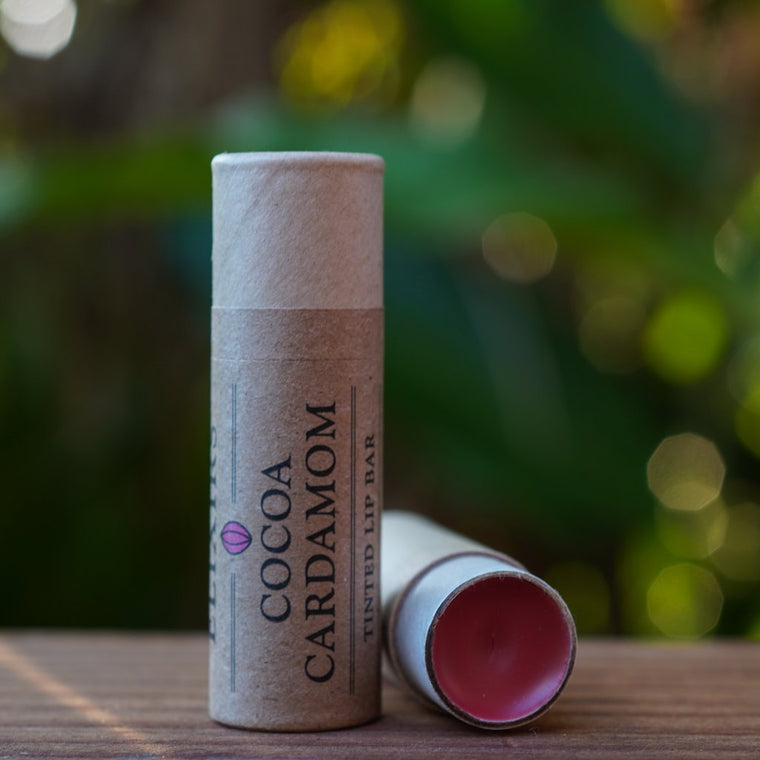 Cocoa Cardamom Tinted Lip Bar