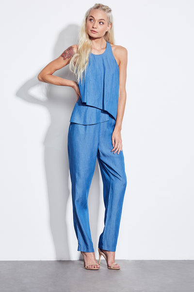 Jungle Garden Jumpsuit