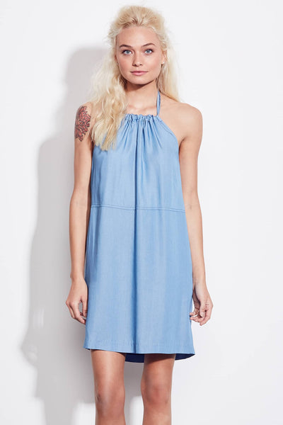 El Sol Halter Dress