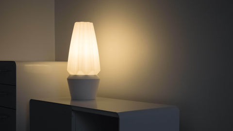 3D Printing Lamp by Gantri