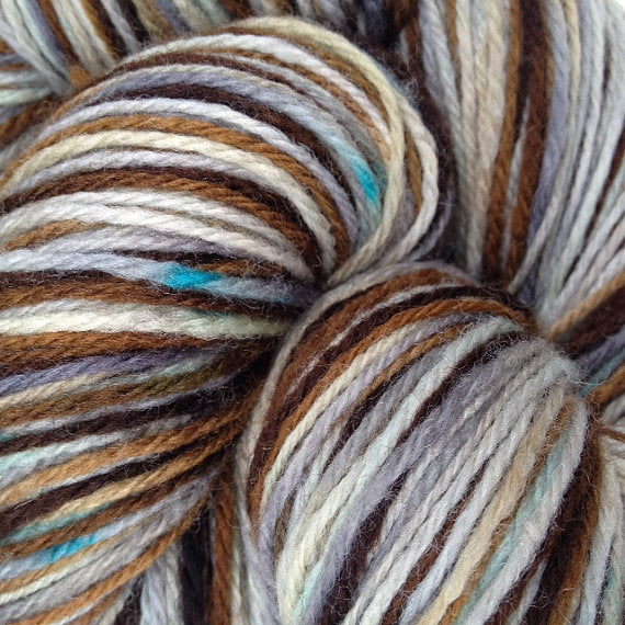 SOFT CITY - Superwash Merino Wool (Fingering weight)
