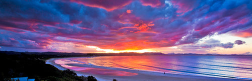 Sunset Byron Bay