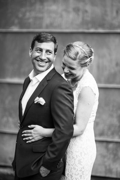 Liza + Corey Baltimore Wedding July 3, 2016