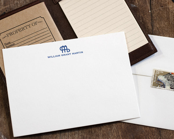 Ranch Brand Correspondence Card
