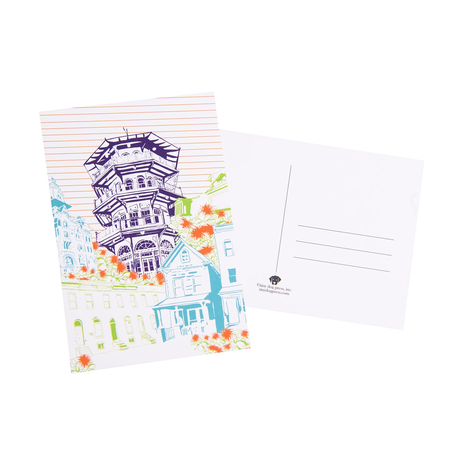 Baltimore Maryland | City Love Postcards Package of 6