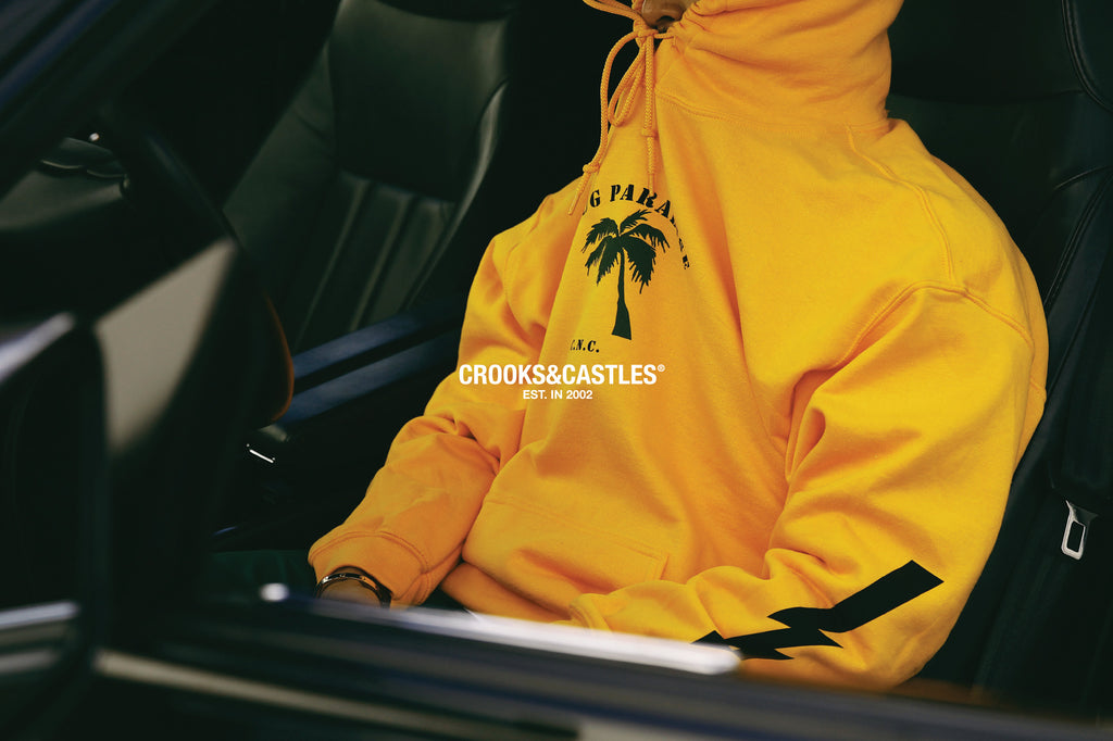 Thug Paradise Pullover