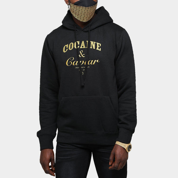 Coca & Cav Embroidery Hoodie
