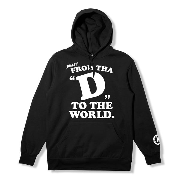 From Tha D Hoodie