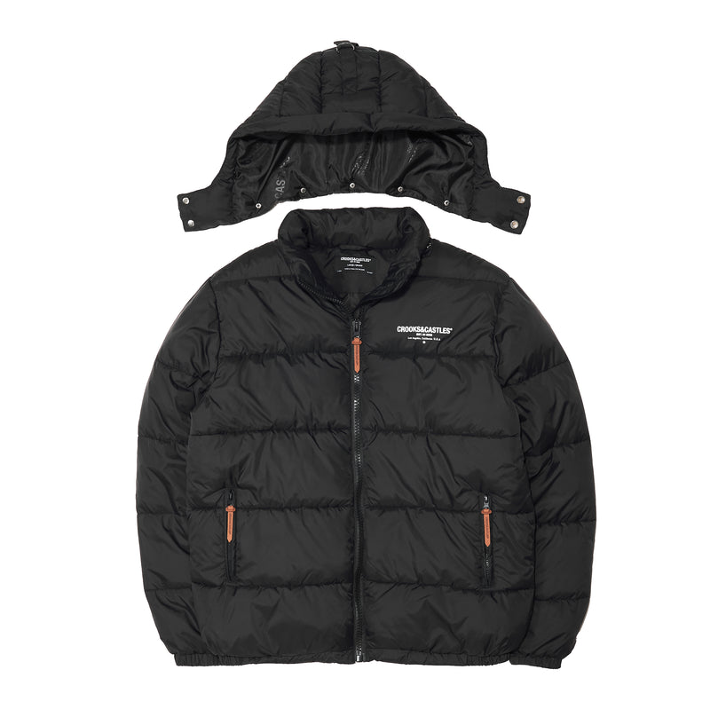 New Core Puffer Jacket