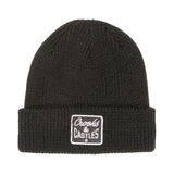 Reverse Core Patch Beanie