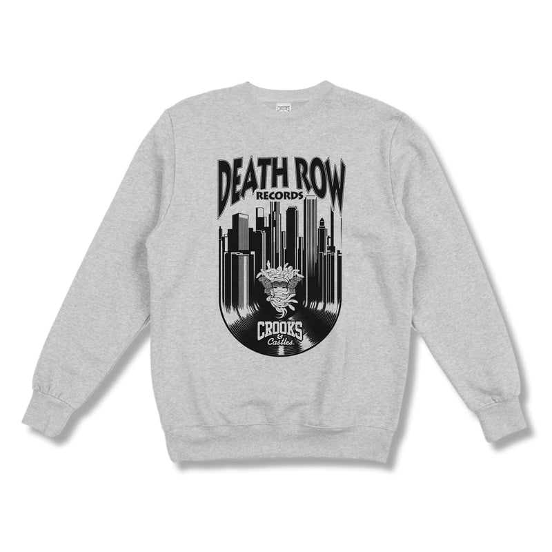 Death Row x Crooks Vinyl Medusa Crew