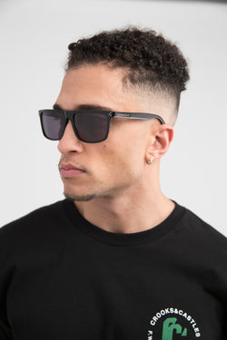 Ladron 2 Sunglasses (Black)