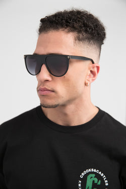 Dillinger Sunglasses (Black)