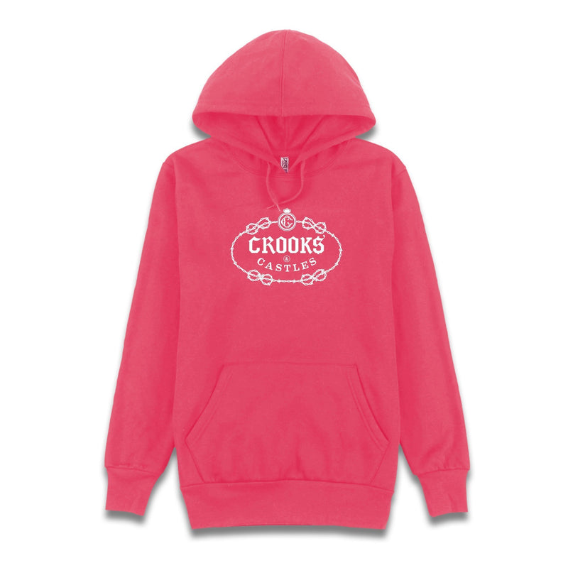 Barded Gothic Crooks Hoodie
