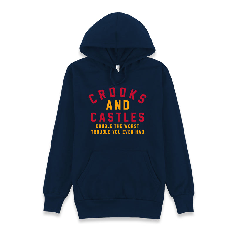 Double Trouble Hoodie