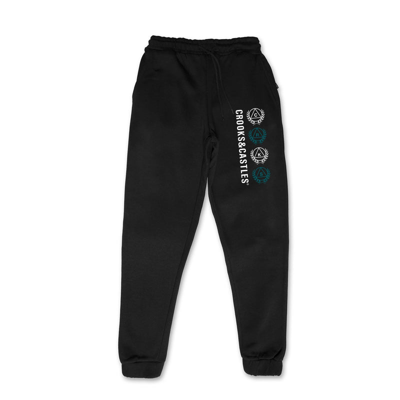 CRKS Illuminate Slim Sweatpants