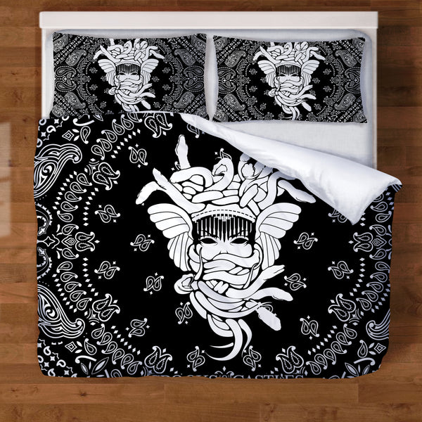 Medusa Bedding Set