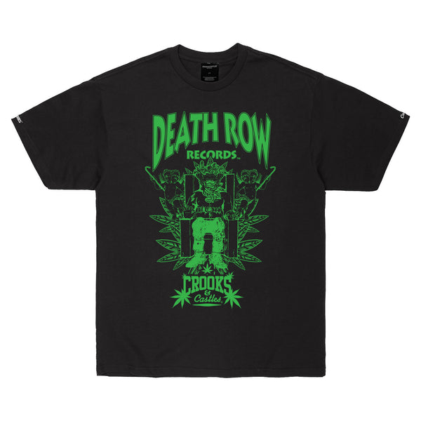 Death Row x Crooks 420 Tee