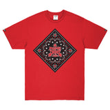 Doggface x Crooks Paisley Tee