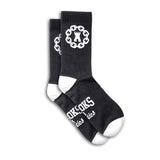 Core Chain Crew Socks