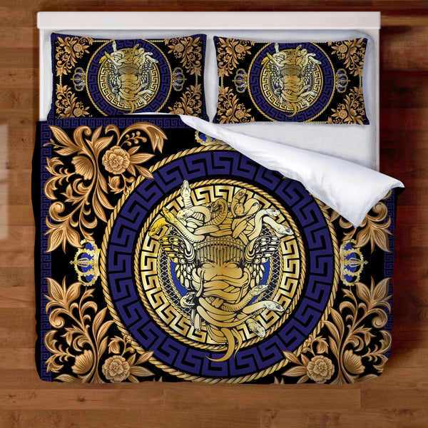 Ornament Medusa Bedding Set