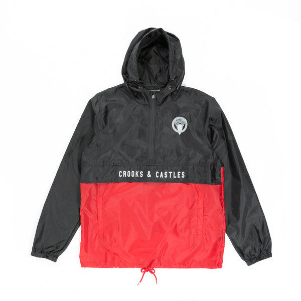 Medusa Logo Packable Jacket