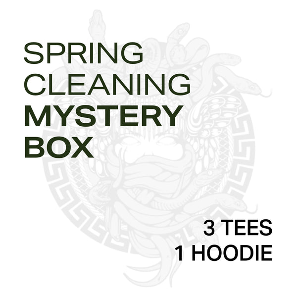 $70 Spring Cleaning Mystery Box