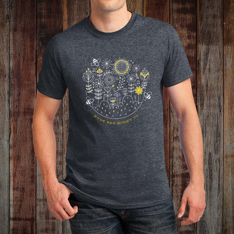 Men's Bees Bein' Bees T-Shirt