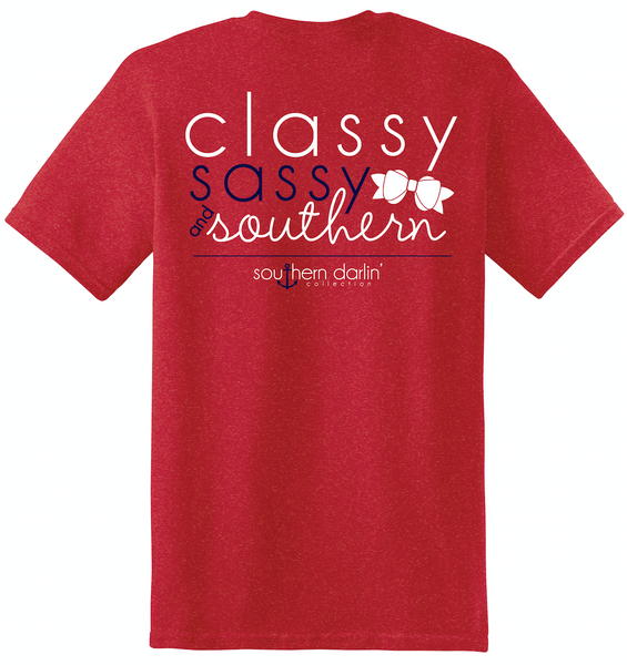 Classy, Sassy, and Southern - Southern Darlin' - 2