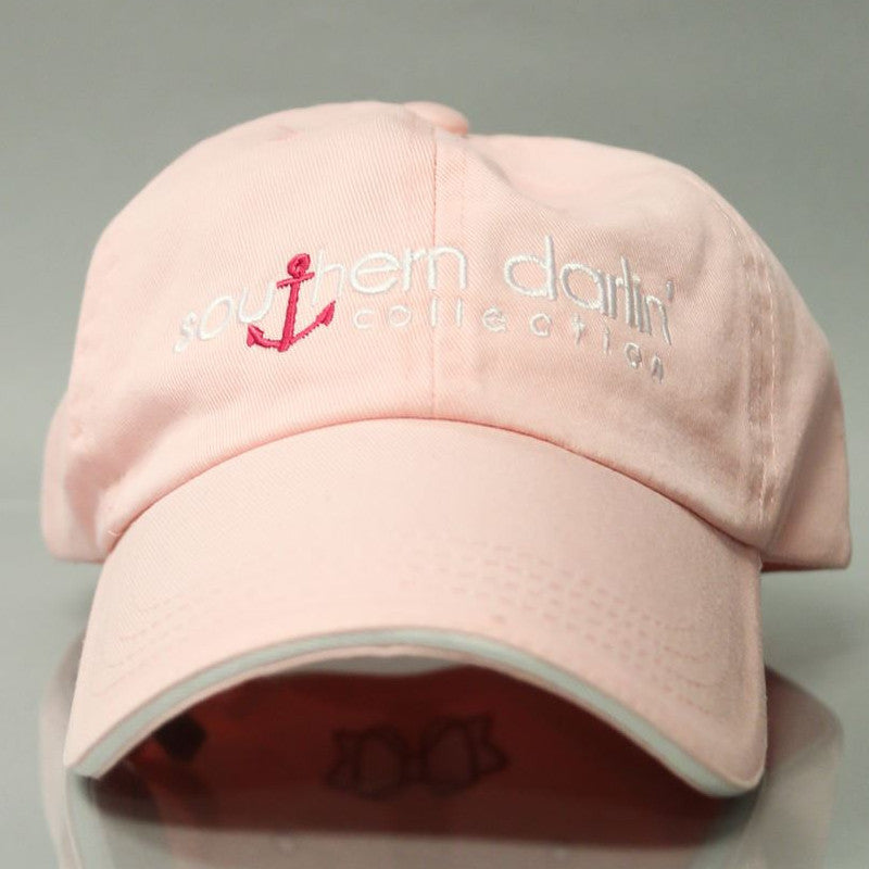 Light Pink Southern Darlin' Hat - Southern Darlin' - 1