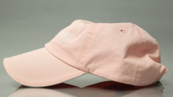 Light Pink Southern Darlin' Hat - Southern Darlin' - 2