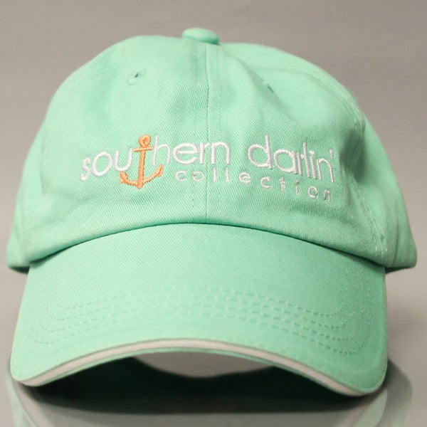 Mint Southern Darlin' Hat - Southern Darlin' - 1