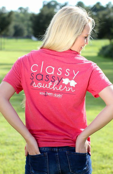 Classy, Sassy, and Southern - Southern Darlin' - 1