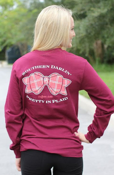 Pretty in Plaid - Southern Darlin' - 1