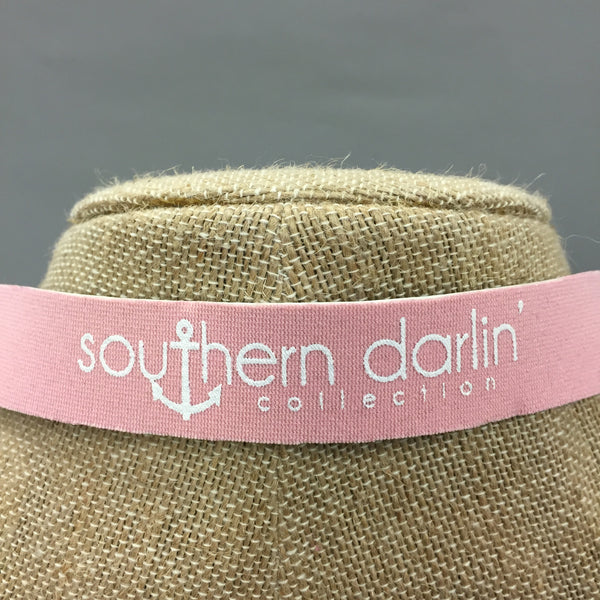 Sunglass Strap - Light Pink - Southern Darlin' - 4