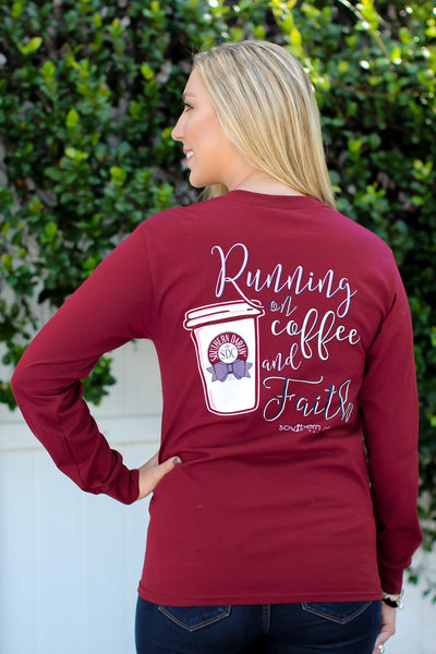 Running on Coffee & Faith - Southern Darlin' - 1