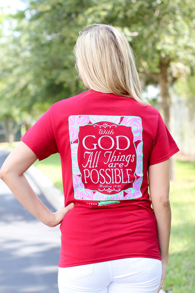 With God All Things Are Possible - Southern Darlin' - 1