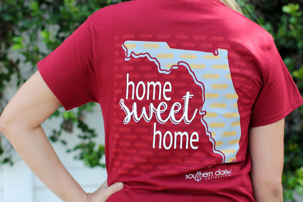 Florida State- Home Sweet Home - Southern Darlin' - 3