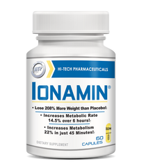Hi-Tech Pharmaceuticals Announces OTC Nationwide Launch of New Diet Pill -- Ionamin® -- Backed by Clinical Study