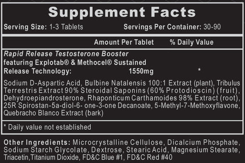 Bulasterone™ Bodybuilding Supplement, Test Enhancement – Hi-Tech  Pharmaceuticals