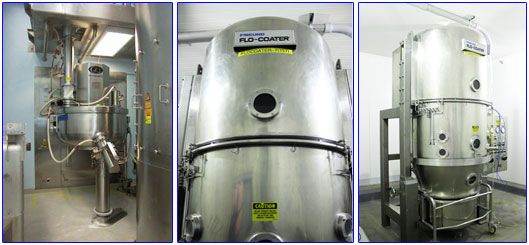 Stainless granulation machine