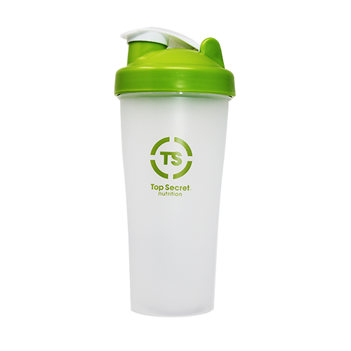 TS Classic Protein Mix Shaker Bottle- 24oz BPA Free