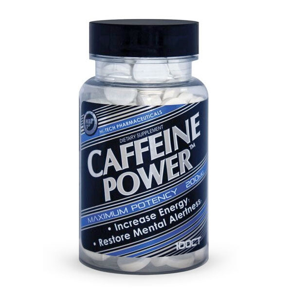 200mg Caffeine Power™