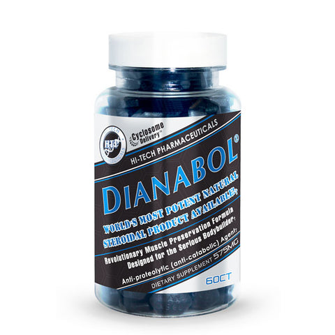 Dianabol® Natural Steroidal Anabolic