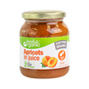 Absolute Organic Apricots in Juice (350g)