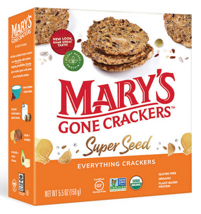 Mary's Gone Crackers