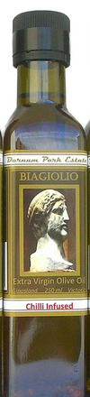 Biagiolio Chilli Infused Olive Oil 250ml