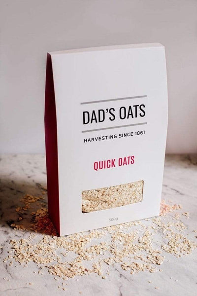 Quick Dads Oats Range (500g)